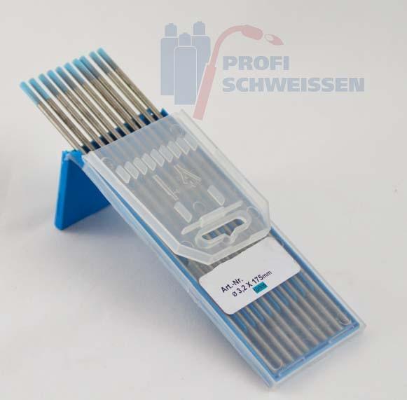 Wolfram-Elektroden Türkis WTKS 1,6mm
