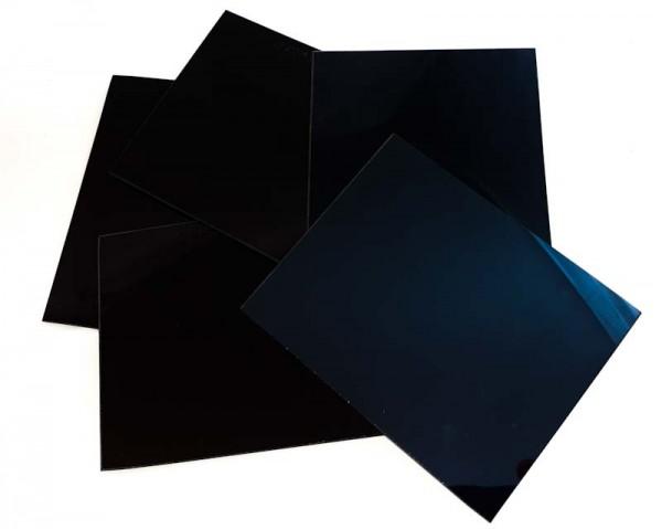 Schweißerglas 90 x 110mm DIN 11