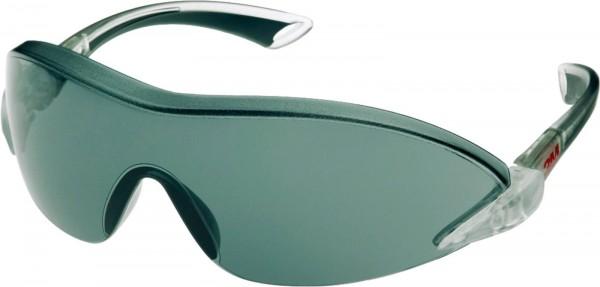 3M 2845 Schutzbrille grün getönt