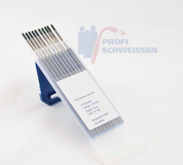 Wolfram-Elektroden Grün WP 3,2mm