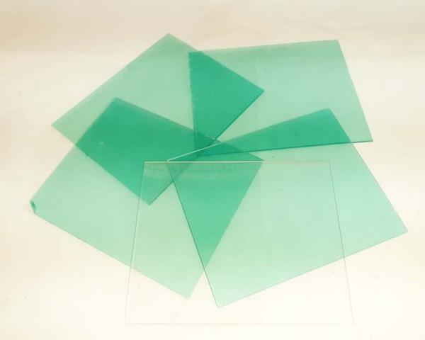 Vorsatzglas 90 x 110mm Kuststoff