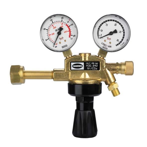 Druckminderer Mischgas Argon CO2 200 bar