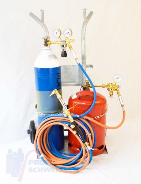 Autogenanlage Propan/ Sauerstoff